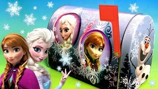 FROZEN MAILBOX SURPRISE Disney BFFs Troll Lalaloopsy Lego Play-Doh Peppa MLP MyLittlePony Minions