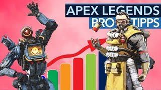 Profi-Tipps für Apex Legends - So werdet ihr Champion!