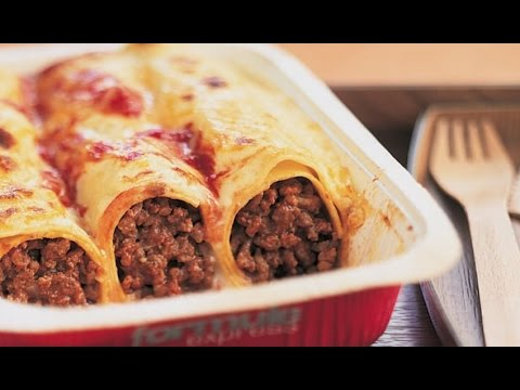 recette-cannelloni-bolognaise-مكرونة-محشية-بلحم-مفروم@المطبخ-التونسي-زكية---tunisian-cuisine-zakia