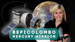 BepiColombo is set to solve Mercury's mysteries | Watch This Space