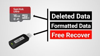 How To Recover Permanently Deleted File For Free On Windows 10/8/7 | Recoverit