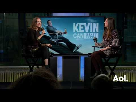 """Erinn Hayes Discusses The Sitcom, """"Kevin Can Wait"""""""
