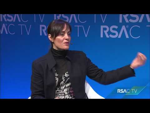 RSA Conference 2017 TV: Niloofar Howe Interview
