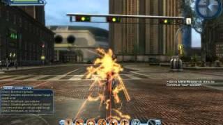 DC Universe Online Super Speed