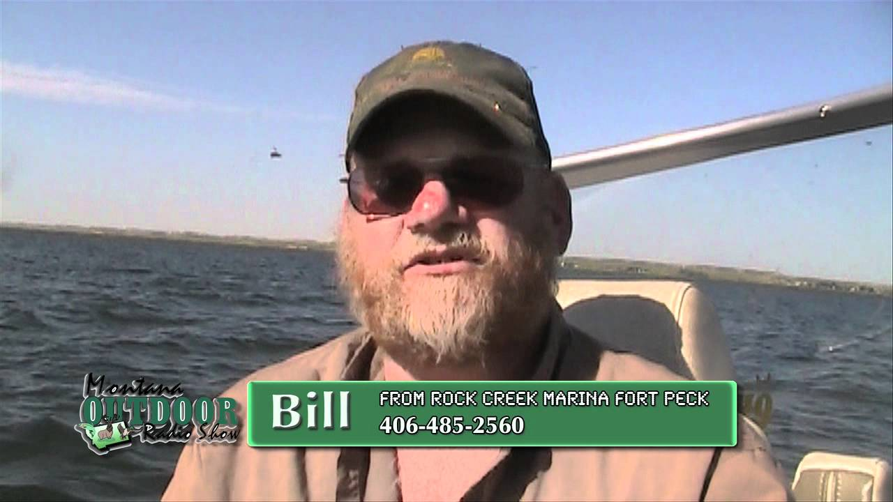 Montana northern pike fishing on fort peck youtube for Fort peck fishing report