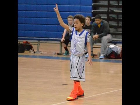 Check out 8-Year-Old Basketball Phenom!!! - Our KAI DAVIS - 2013