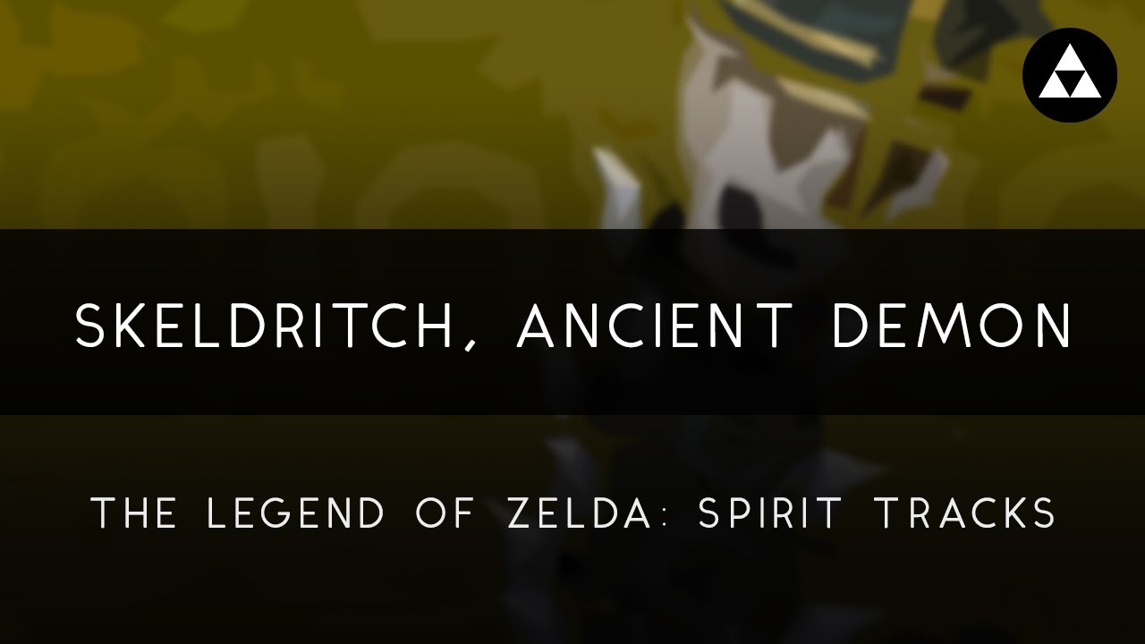 Spirit Tracks: Skeldritch, Ancient Demon Orchestral Arrangement