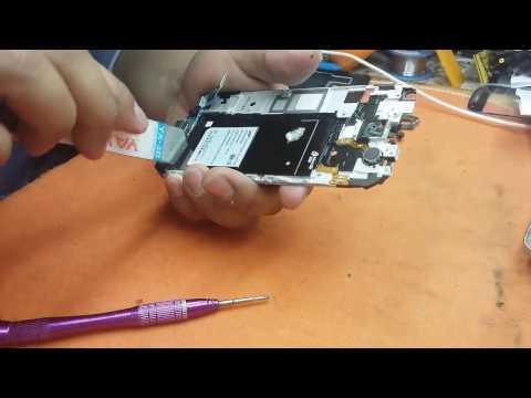 Como Cambiar el Pin de Carga de Samsung Galaxy S5 [Parte 1]