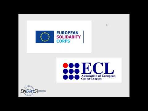 16th ENDietS Webinar - Internship at the European Solidarity Corps Programme
