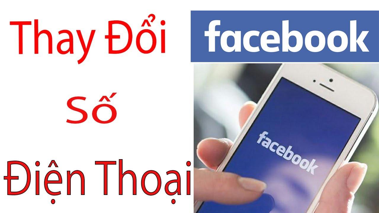 Cách Thay Đổi Số Điện Thoại Trên Facebook bằng Điện Thoại Cực Kỳ Đơn Giản | Văn Khánh Channel