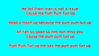 Tun Up Tun Up Lyrics Cham ft O (Follow @DancehallLyrics )