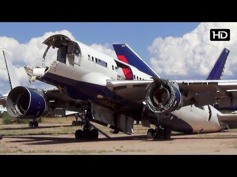 Airliner Boneyard Drive-thru