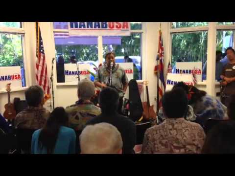 Colleen Hanabusa campaign headquaters opening