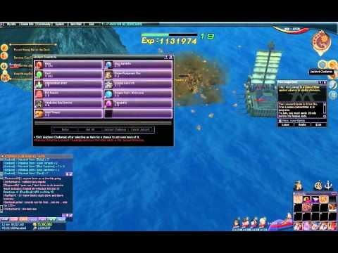 Atlantica Online TBS - White Flag solo squad mode, sword main