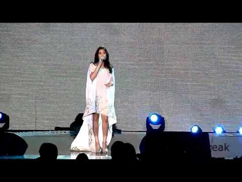 [HD FANCAM] Raisa- Bye Bye (Influence Asia 2015 Awards 151207)