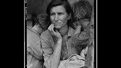 hqdefault - Dorothea Lange Depression Women