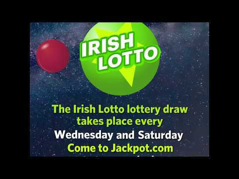Irish Lotto UK - Every Wednesday & Saturday