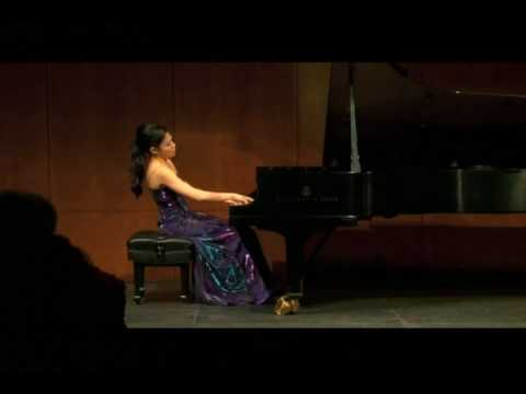 2010 Avery Fisher Career Grant recipient Joyce Yang, pianist (Part 1)