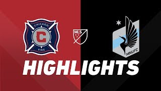 Chicago Fire vs. Minnesota United FC | HIGHLIGHTS - May 11, 2019