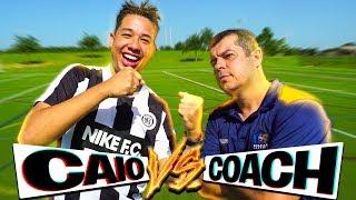 FINALMENTE ELE GANHOU DO COACH EM ORLANDO!? (CAIO LO vs COACH)