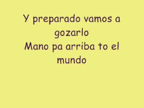 Cuentame - La Charanga Habanera (Letra)