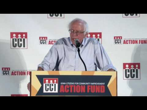 Bernie Sanders: Revolution Iowa - From Protest to Power - July 15th, 2017