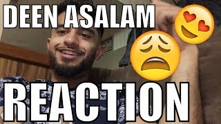 canadian reacts to deen assalam cover by sabyan