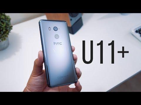 HTC U11+ Review: Is HTC's future bright?
