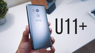 HTC U11+ Review: Is HTC