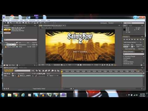 IVIoVeMeNTz™ | Sony Vegas Pro 12 Tut Ep.1 | How to Import AE Project Files