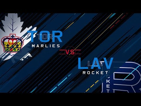 Game Highlights: Rocket at Marlies - April 14, 2018