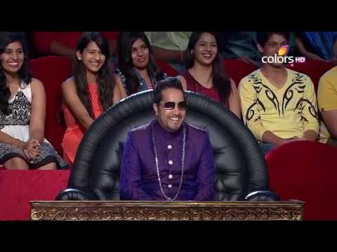 Comedy Nights Live - Mouni Roy, Adaa Khan & Siddharth Nigam - 28th February 2016 - Full Episode (HD)