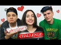 VALENTINE'S CHALLENGE cu SELLY si VASCO!!!