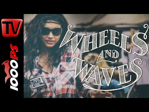 Wheels and Waves 2015 | Eventvideo