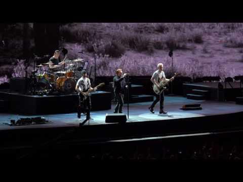 U2 The Joshua Tree Live from Rome (Night 1) in 4K (Pt. 2)