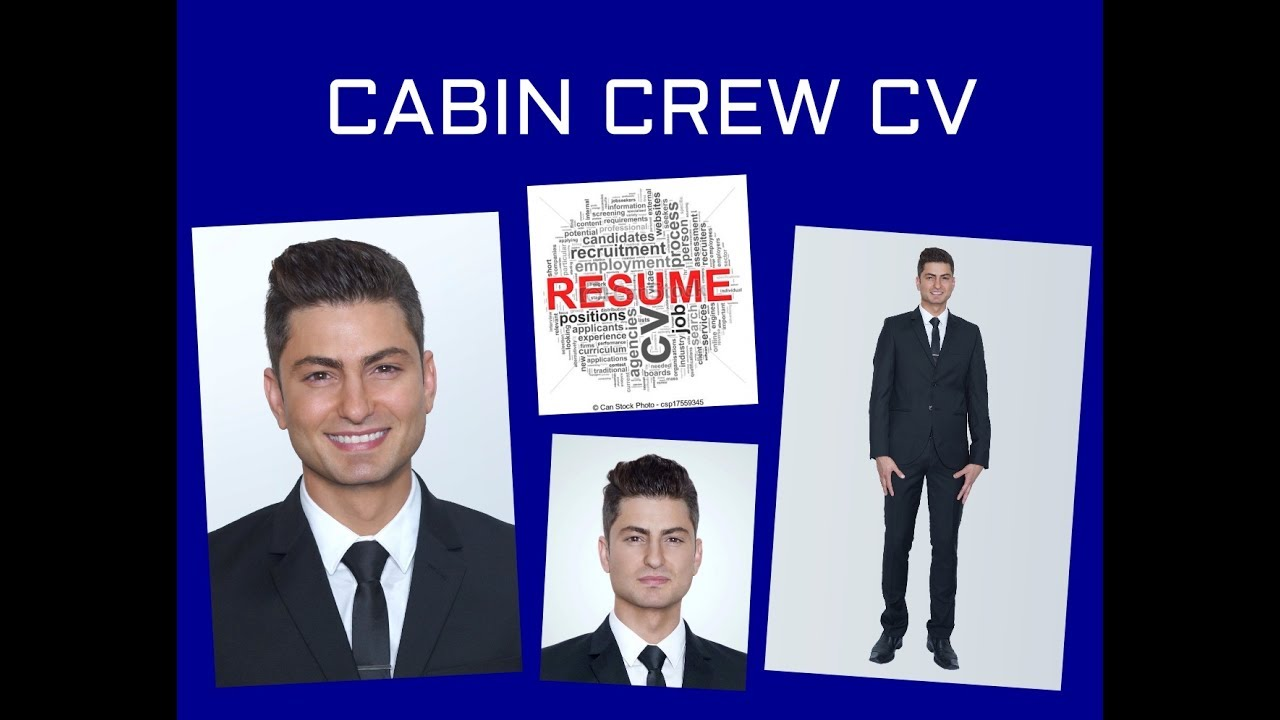 cabin crew cv