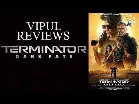 Terminator Dark Fate | Movie Review | Linda Hamilton, Arnold Schwarzenegger | Vipul Reviews