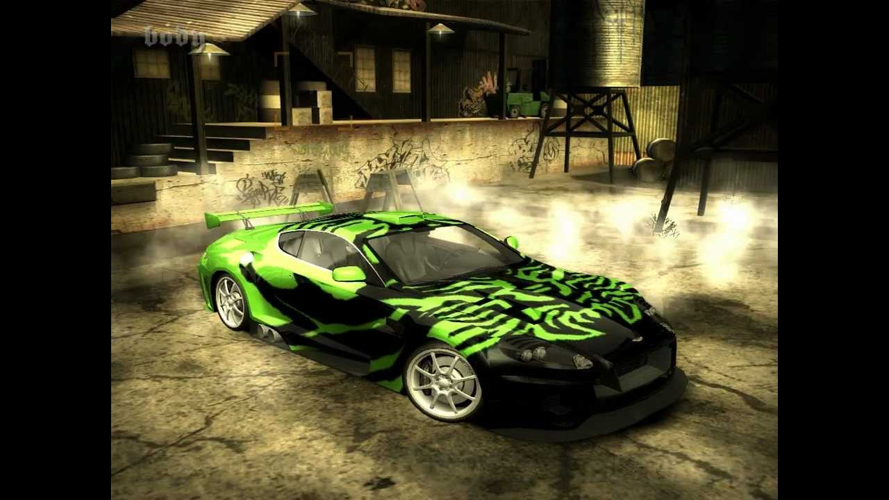 nfs most wanted tuning aston martin db9 [hd] - youtube