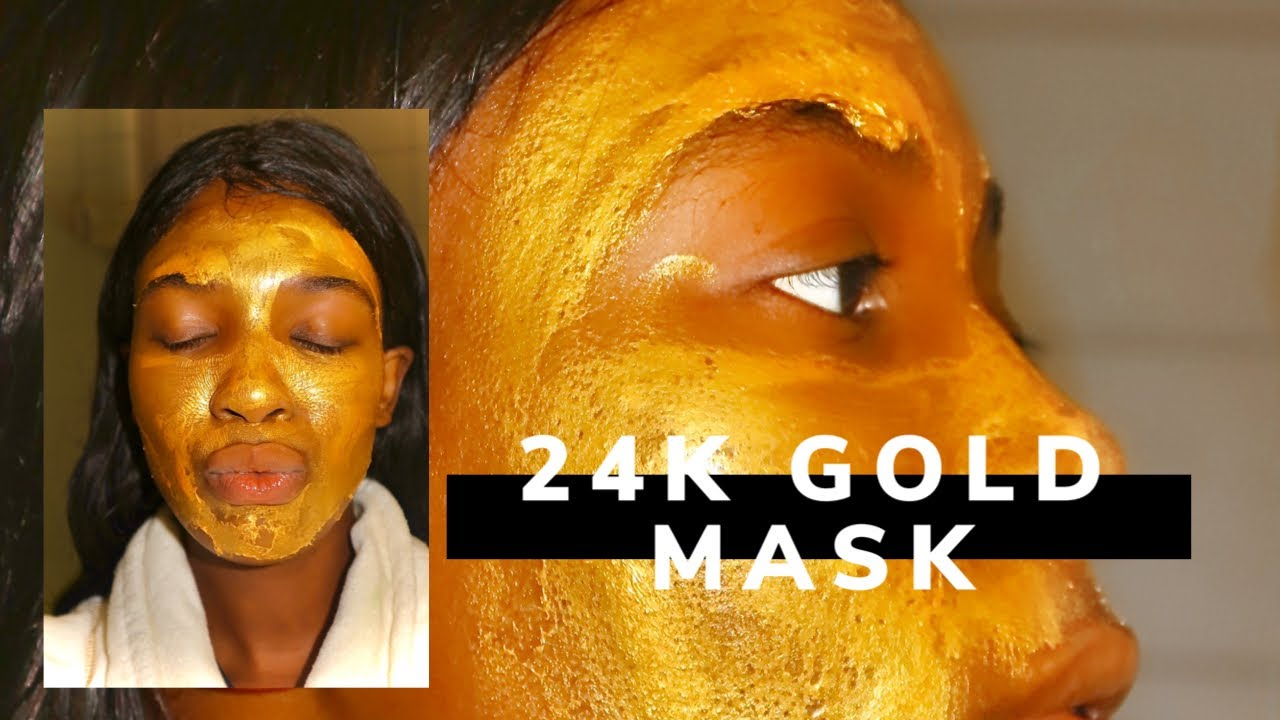 24K Gold Skincare with Zintle Ramano