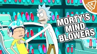 Video 13 Rick and Morty Easter Eggs You Missed in Morty's Mind Blowers! (Nerdist News w/ Jessica Chobot) download MP3, 3GP, MP4, WEBM, AVI, FLV April 2018