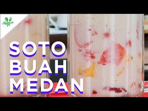 Resep Soto Buah Medan