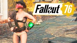 Naked Nightmare - Fallout 76 Gameplay w/Autumn Part 2