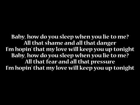 How Do You Sleep - Sam Smith (Lyrics)