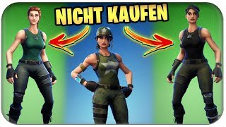 🥉 THIS SKINS SHOULD NOT BUY YOU 💎 | Fortnite Top 10 Ranking German German