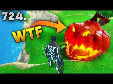 Fortnite Funny WTF Fails and Daily Best Moments Ep.724