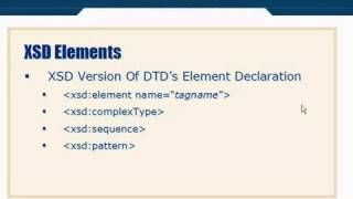 XML Tutorial   33 XSD Schema Elements