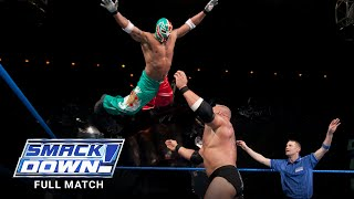 FULL MATCH - Rey Mysterio vs. Brock Lesnar: SmackDown, December 11, 2003