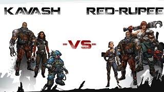 DropZone Closed Beta -  Kavash VS Red-Rupee