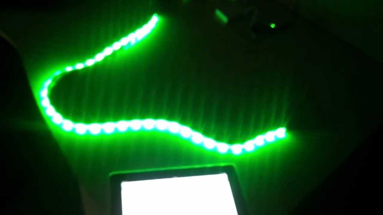 Hack A Rgb Led Strip And Control Its Color Over Wi Fi