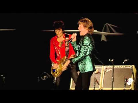 The Rolling Stones - South America Tour! - Jumpin' Jack Flash
